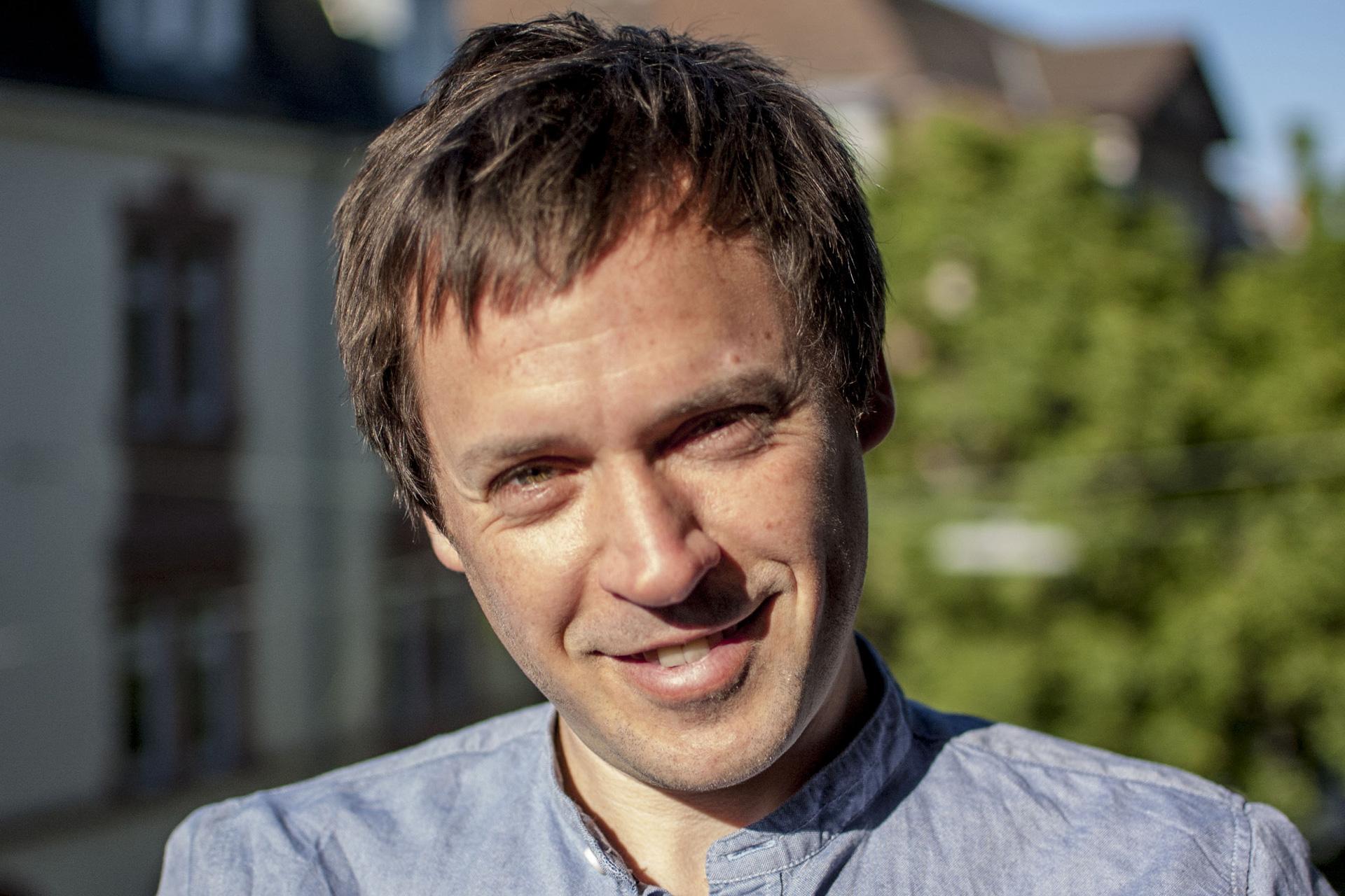 Portrait Benedikt Zorn