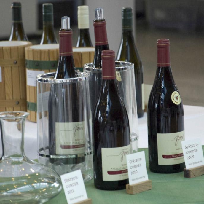 Weingut Zorn Weinverkostung
