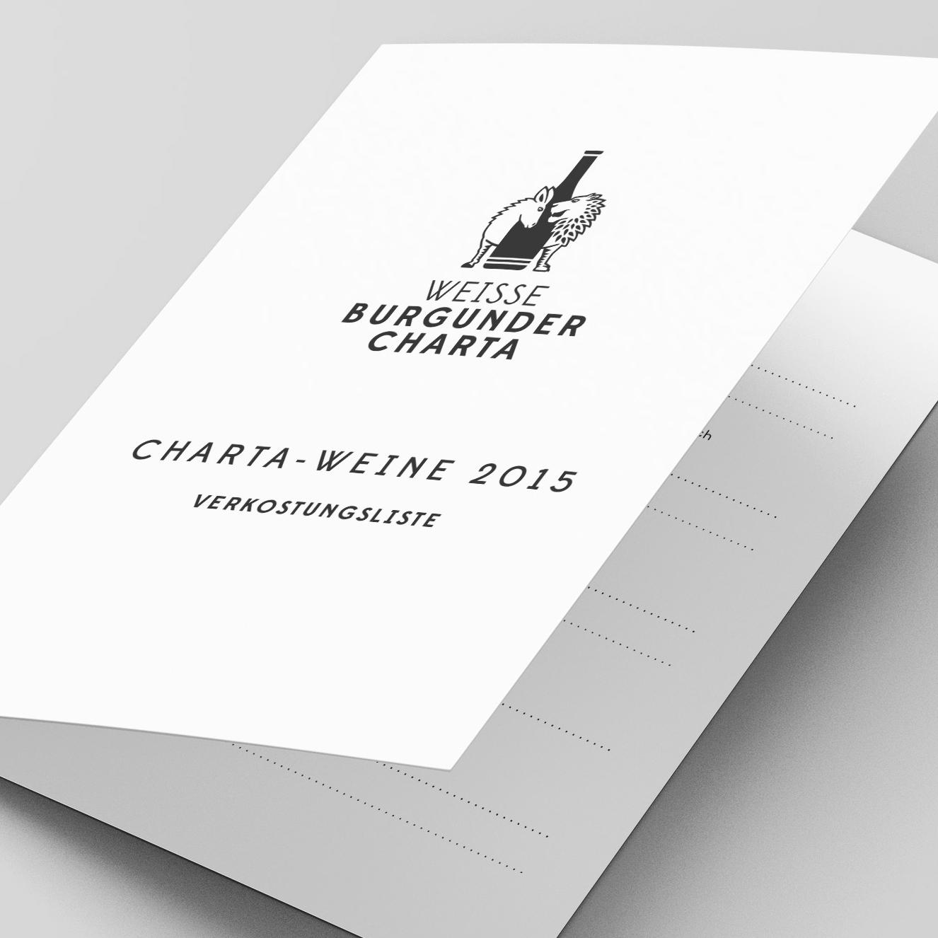 Verkostungsliste Weiße Burgunder Charta